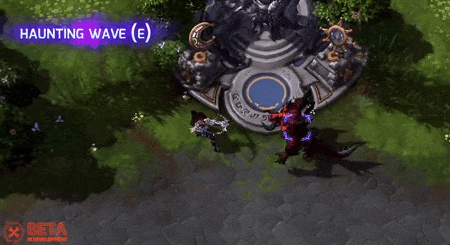 Heroes Of The Storm Is Getting Another Map And A Crazy New Character