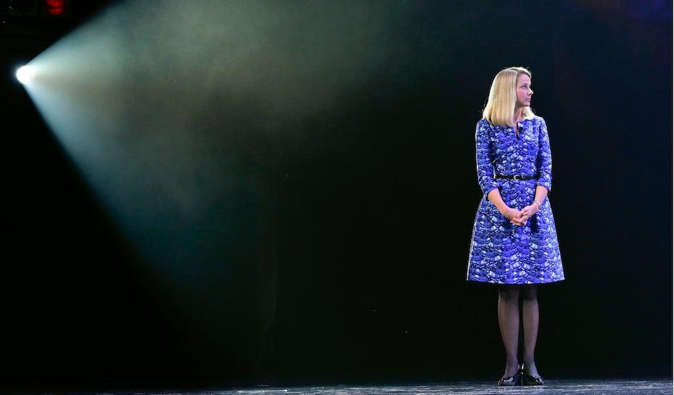 Sad Yahoo Sale Confirms That Marissa Mayer Failed