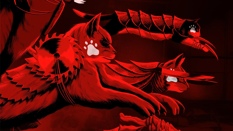 Dog Religion And Armoured Cats: Enter The Fantastical Animal Apocalypse Of Legend