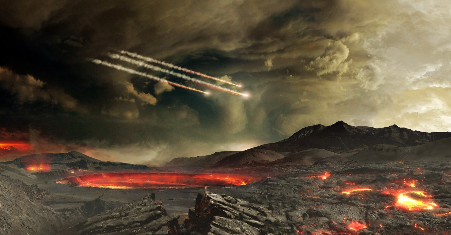 Scientists Will Finally Drill Into The Dinosaur-Killing Impact Crater In Mexico