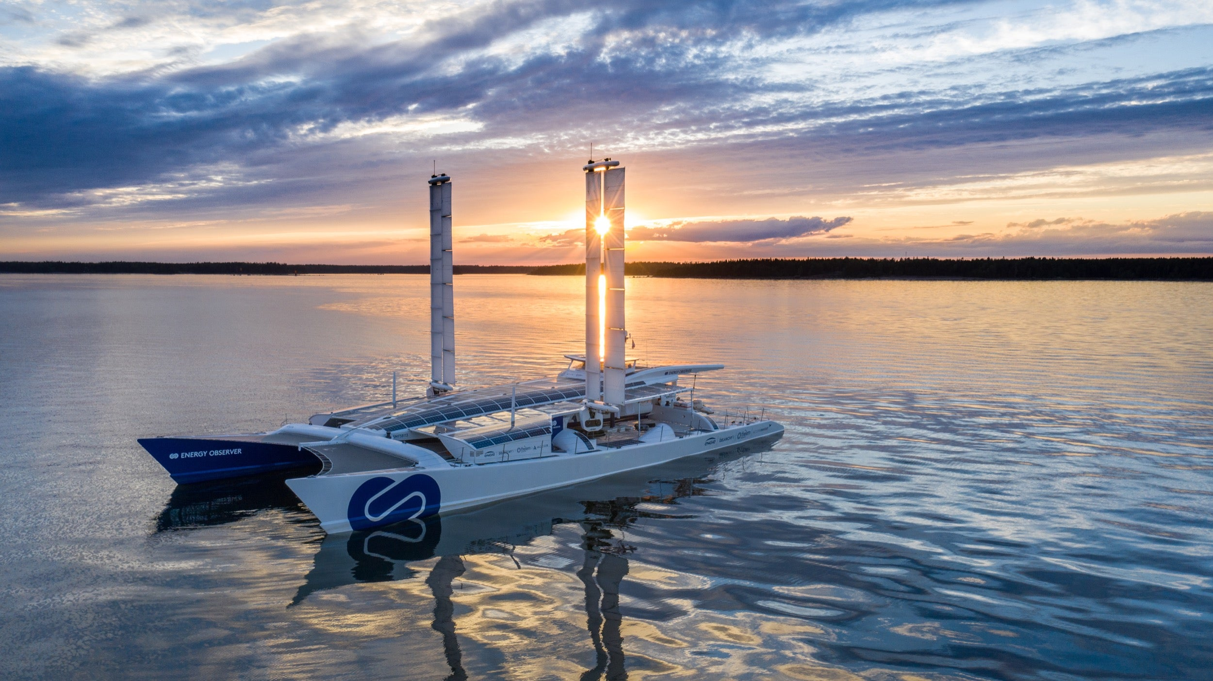Why Hydrogen Is The Perfect Boat Fuel