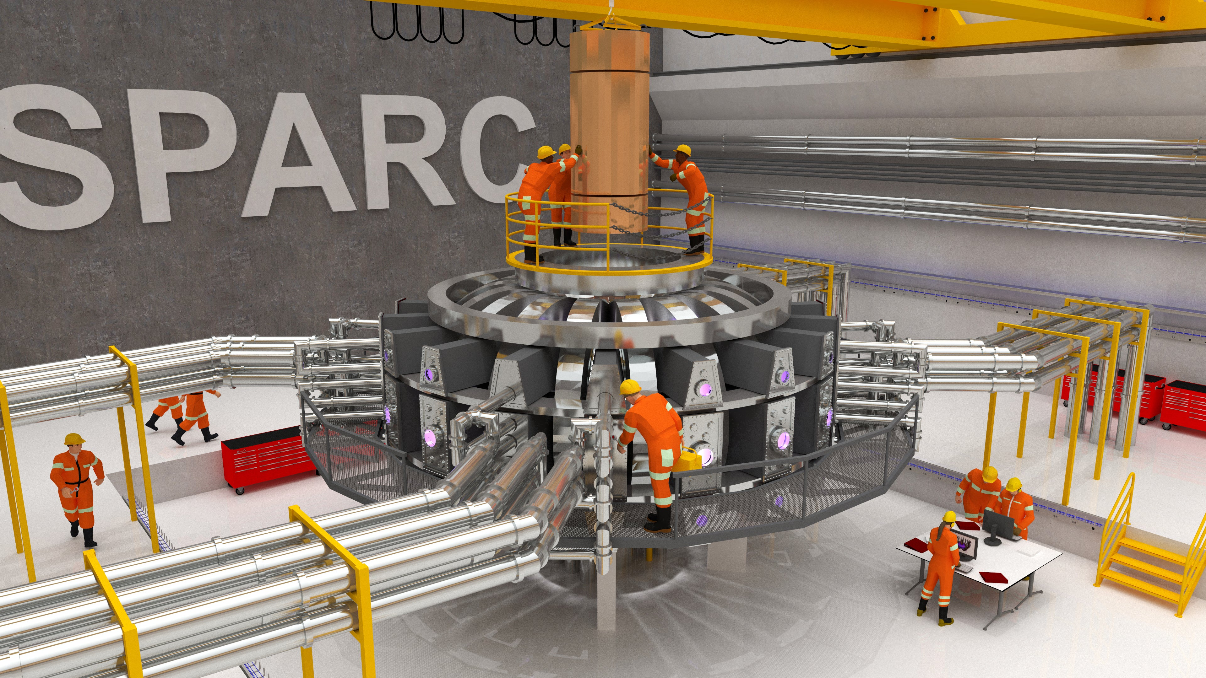 MIT Receives Millions To Build Fusion Power Plant Within 15 Years