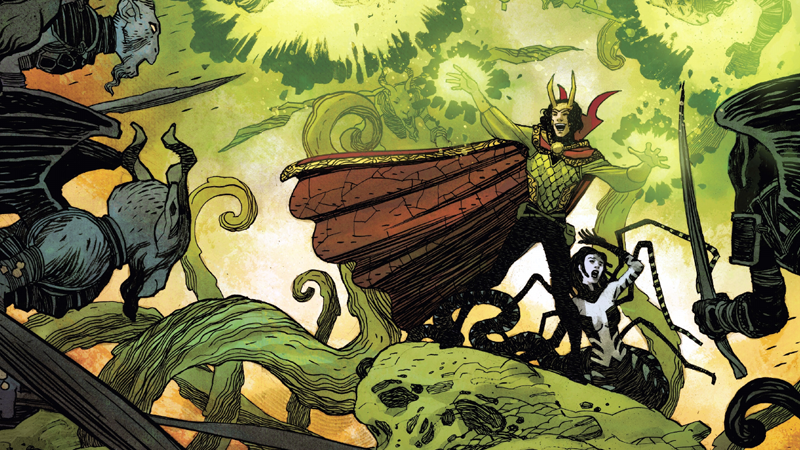 Loki Is Marvel's New Sorcerer Supreme, And Not Everyone Thinks That's Bull