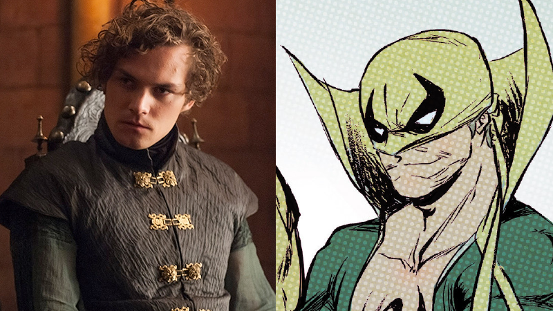 We Finally Know Who's Got the Impossible Task of Bringing Marvel's Iron Fist to Live Action