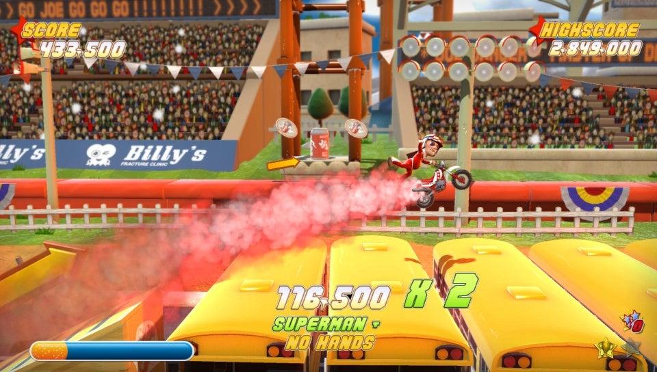 Joe Danger Coming To PS Vita