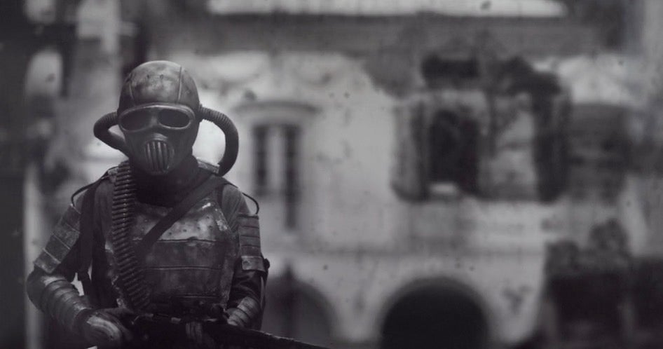 In This Stunningly Bleak Sci-Fi Short, A Survivor Struggles In A Post-Apocalyptic Cityscape