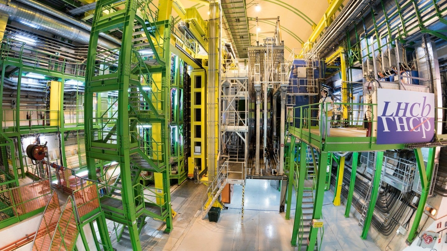 New Analysis Of Large Hadron Collider Results Confirms Something Weird Is Happening