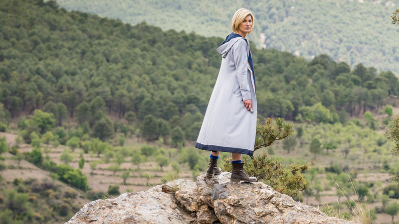 The More I See The New Doctor's Outfit, The More I Love It