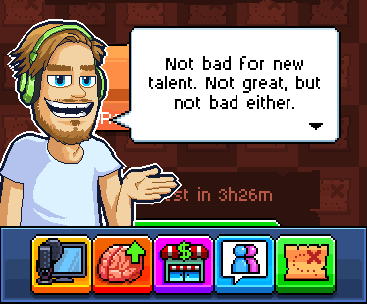 Pewdiepie's New Game Is A Bleak Look At Being A YouTube Star