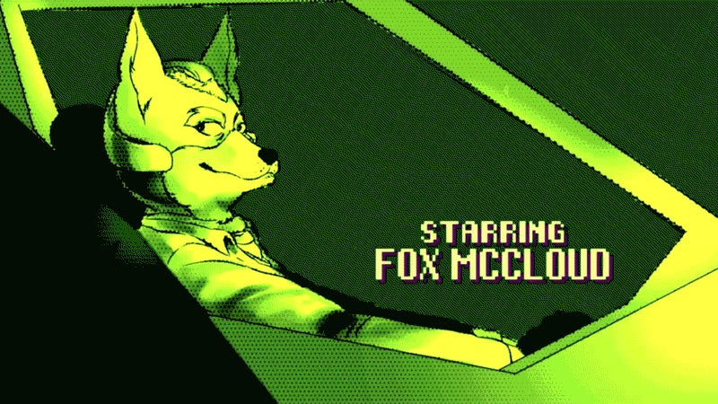 Star Fox Fan Animation Is A Love Letter To Classic Cartoons