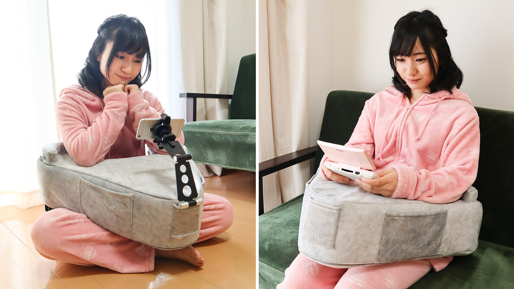 Don't Act Like This Gaming Cushion Doesn't Solve A Bunch Of Problems You Won't Admit To Having