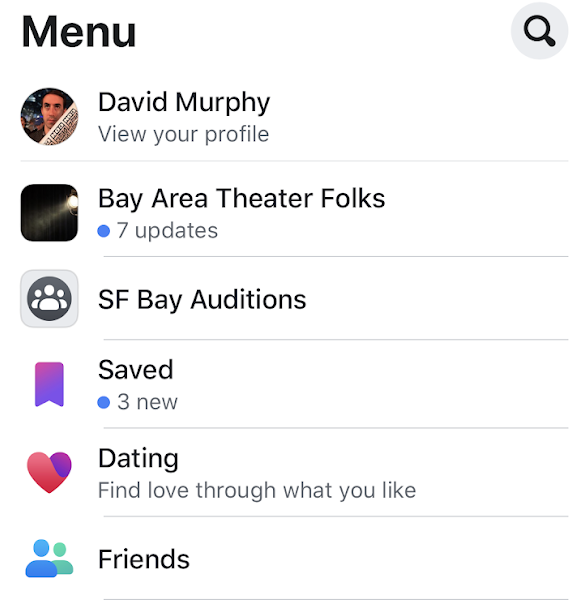 Bay Area dating service