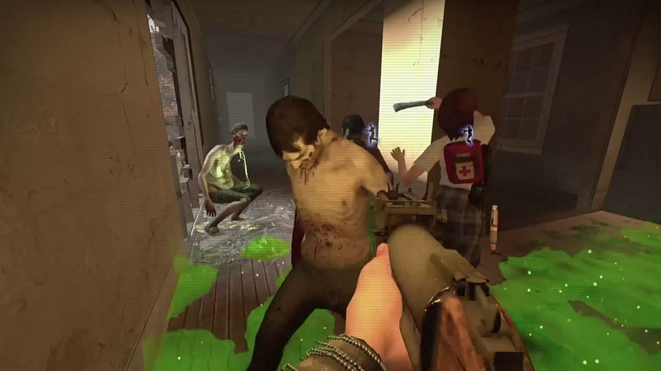 The Left 4 Dead Arcade is Basically Left 4 Dead 2, But Worse