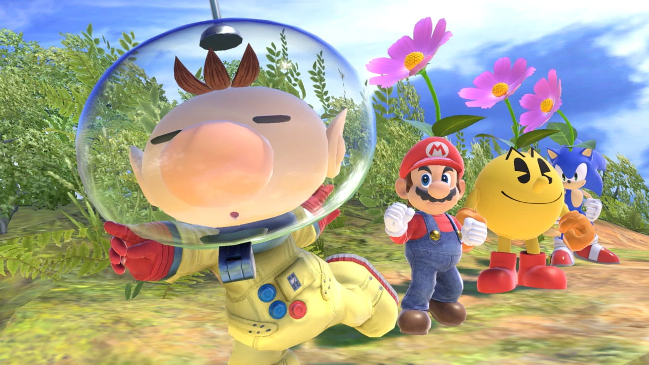 Captain Olimar Is The Latest Smash Character That Competitors Love To Hate