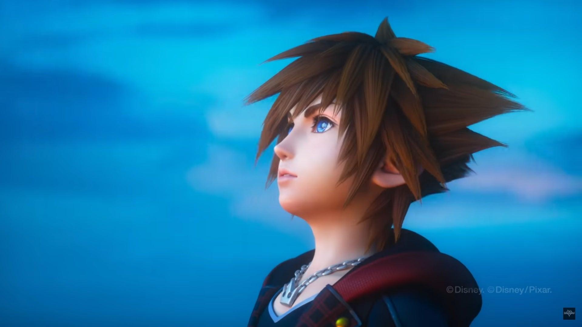 Tetsuya Nomura Talks Kingdom Hearts 3 DLC