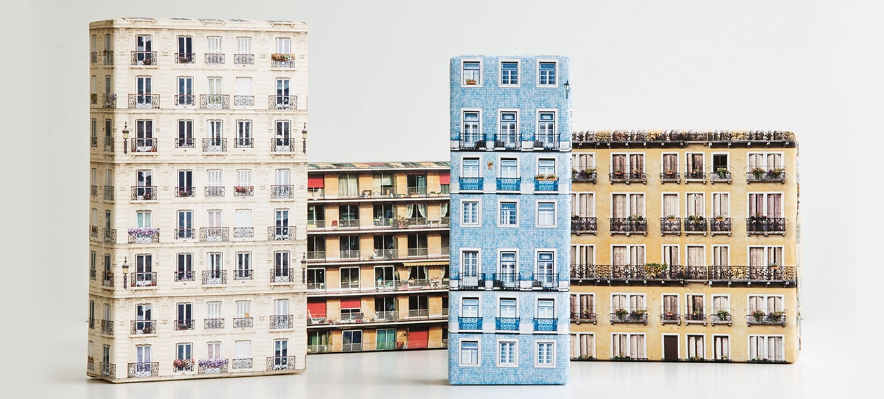 Make Any Gift Look More Grandiose With High-Rise Wrapping Paper