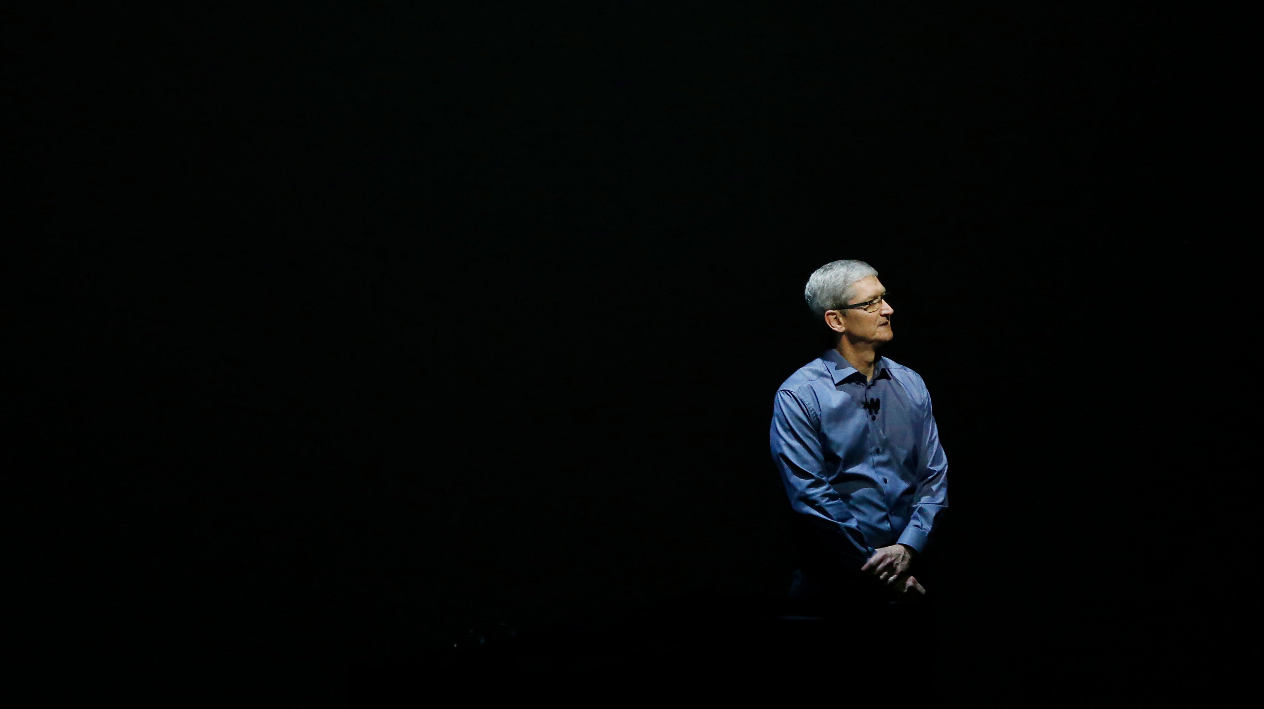 Oh No, Apple Probably Only Made $120 Billion Last Quarter