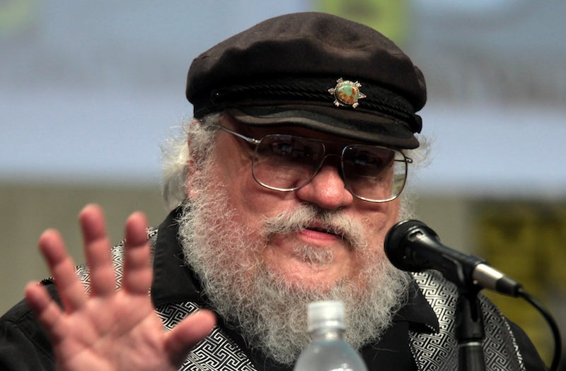 GRRM Sets The Record Straight About HBO's Five Potential Game Of Thrones Spin-Offs