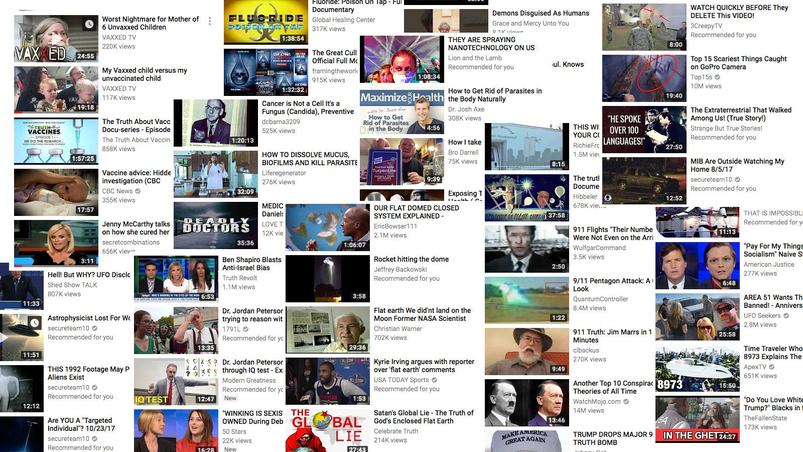 How To Hide YouTube's Related Videos
