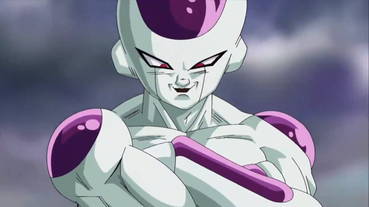 Makeup Wizard Turns Himself Into Dragon Ball Z's Frieza