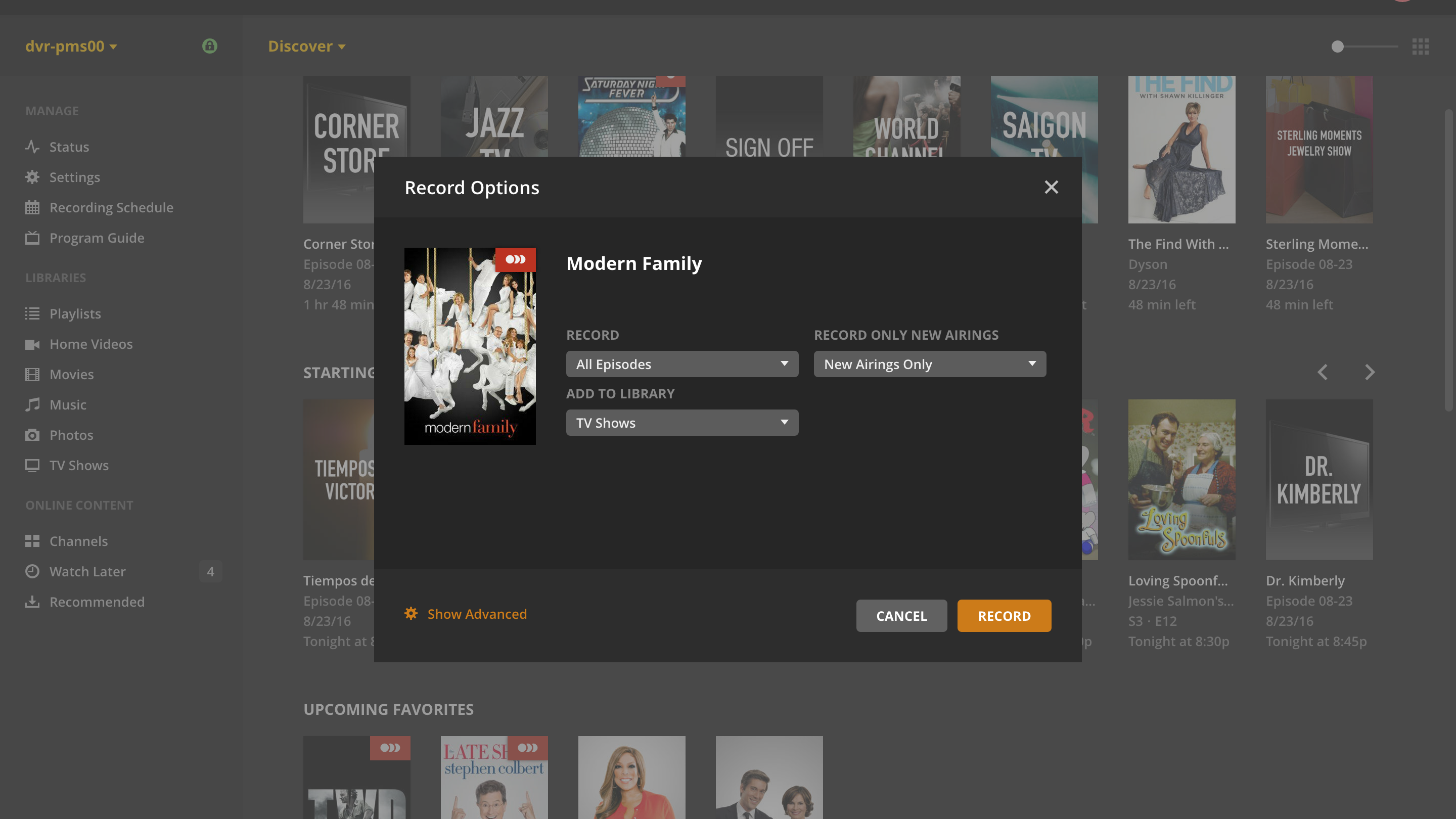 Plex Can Now Be Your DVR, Record Over-The-Air TV With A Digital Tuner