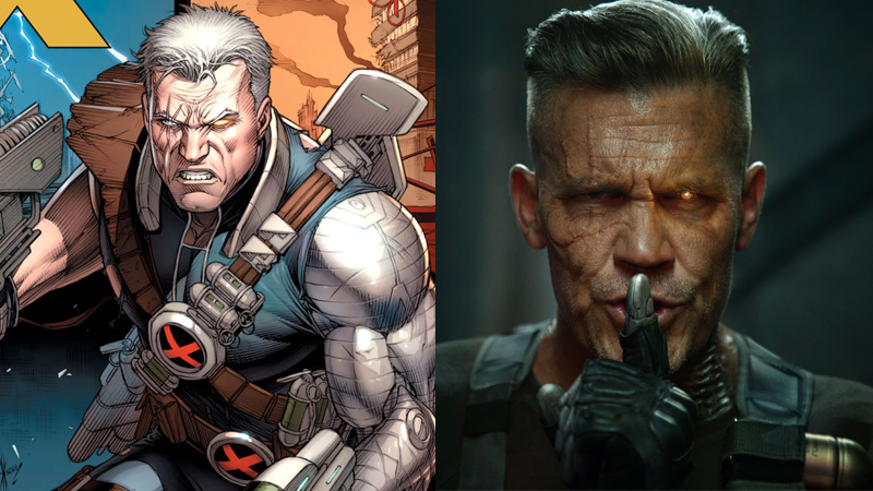 Here's Your First Look At Deadpool 2's Cable
