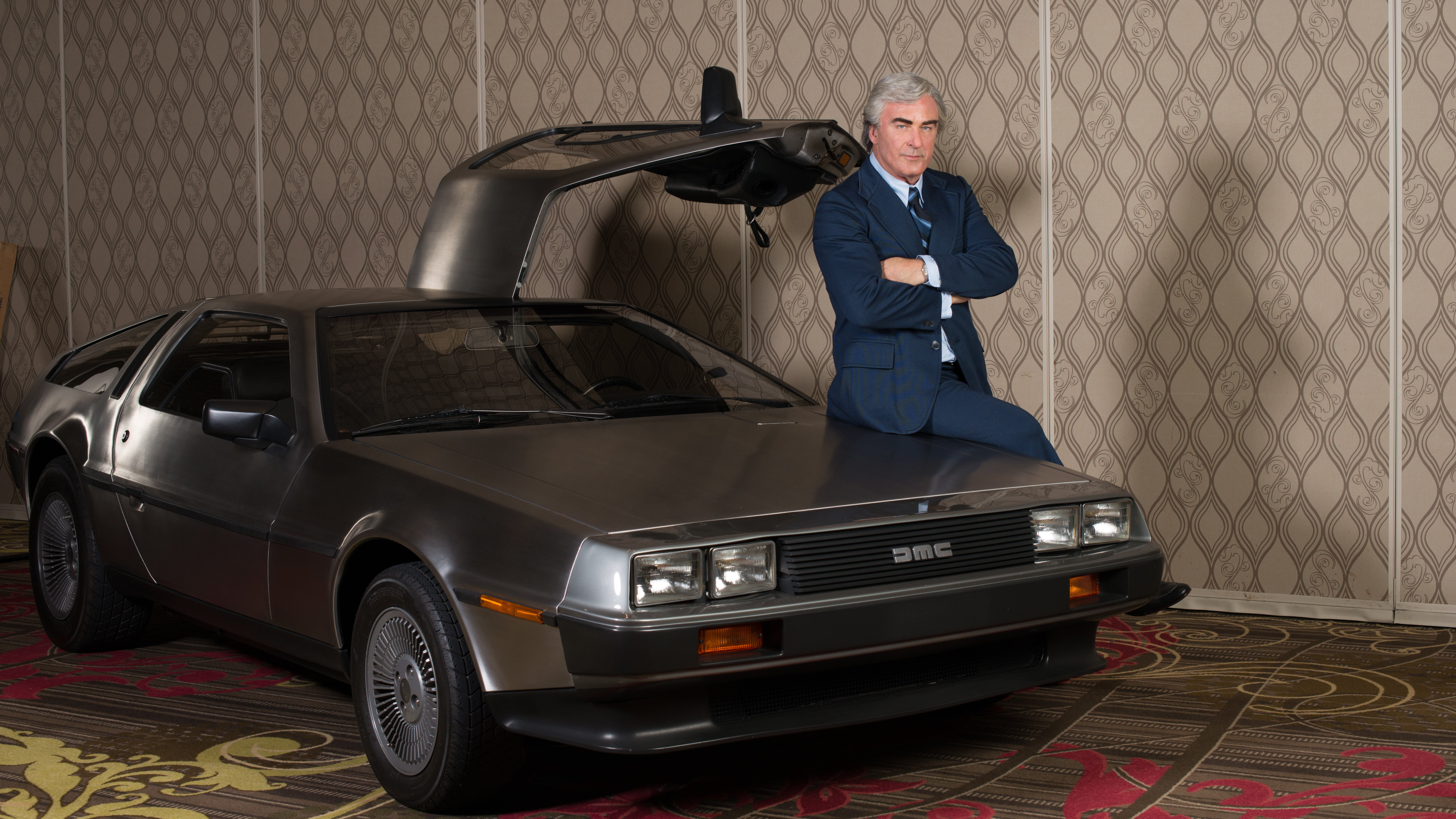 Framing John DeLorean Is The Story Of A Man Whose Life Was Too Colourful For A Black And White World