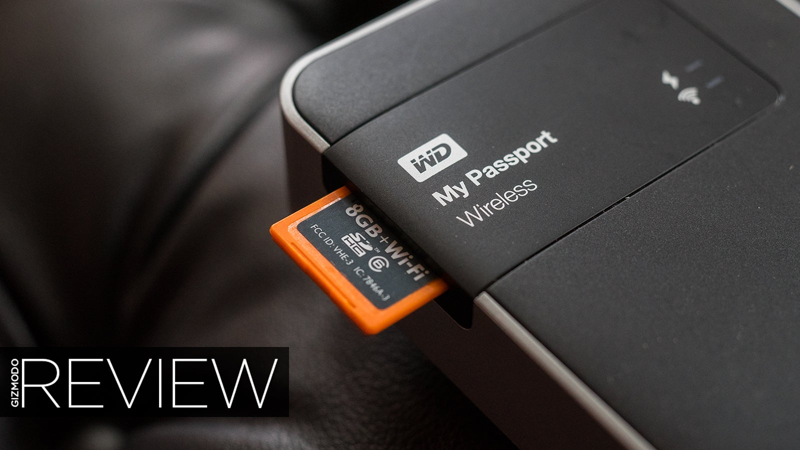 MyPassport Wireless Review: A Hard Drive After Photographers' Hearts