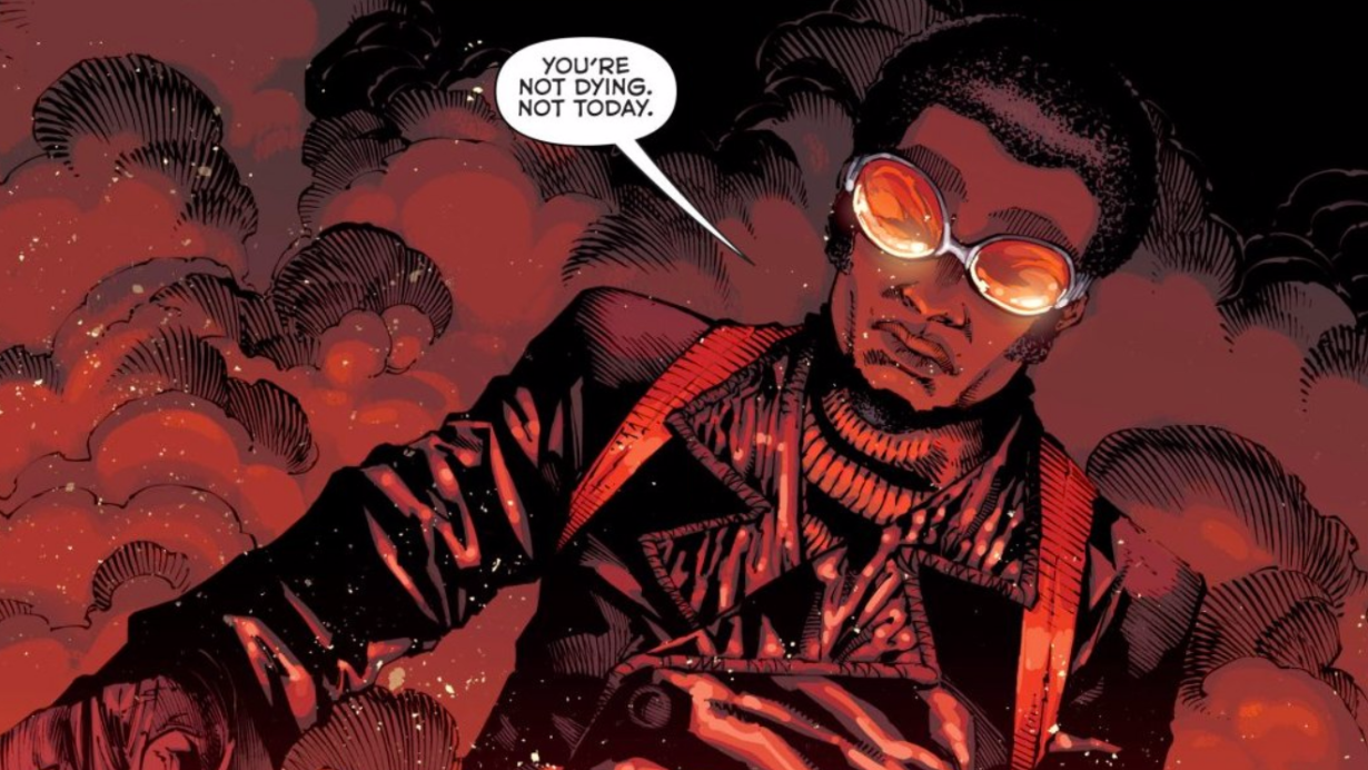 John Ridley Explains Why The Streets Are Burning In The Political Superhero SeriesThe American Way