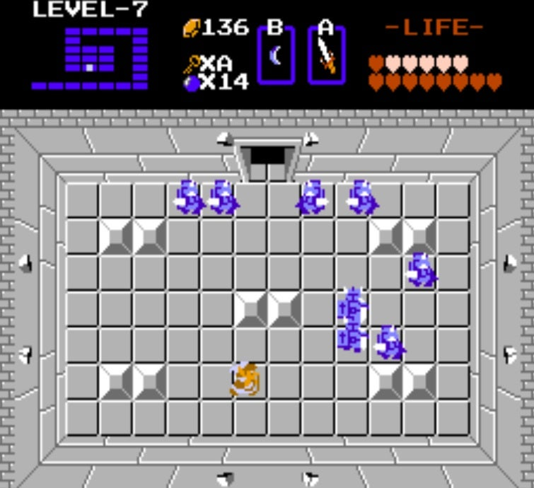 Breath Of The Wild Helped Me Beat The Legend Of Zeldas Second Quest