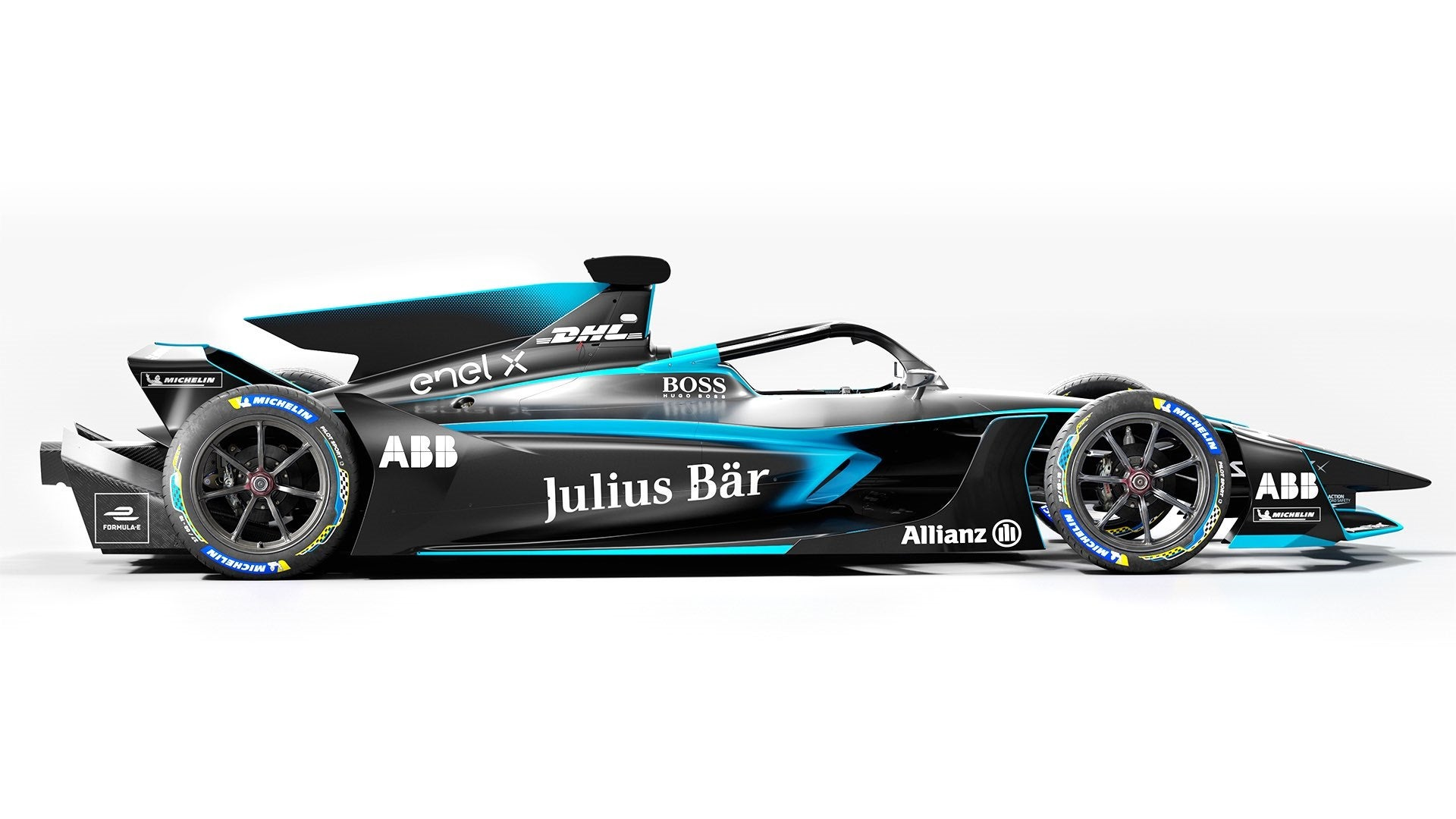 The New Formula E Car Looks Like It's Straight Out Of Science Fiction
