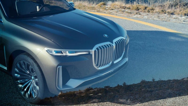 What Should BMW Do About Its Increasingly Bad Struggle With Design?