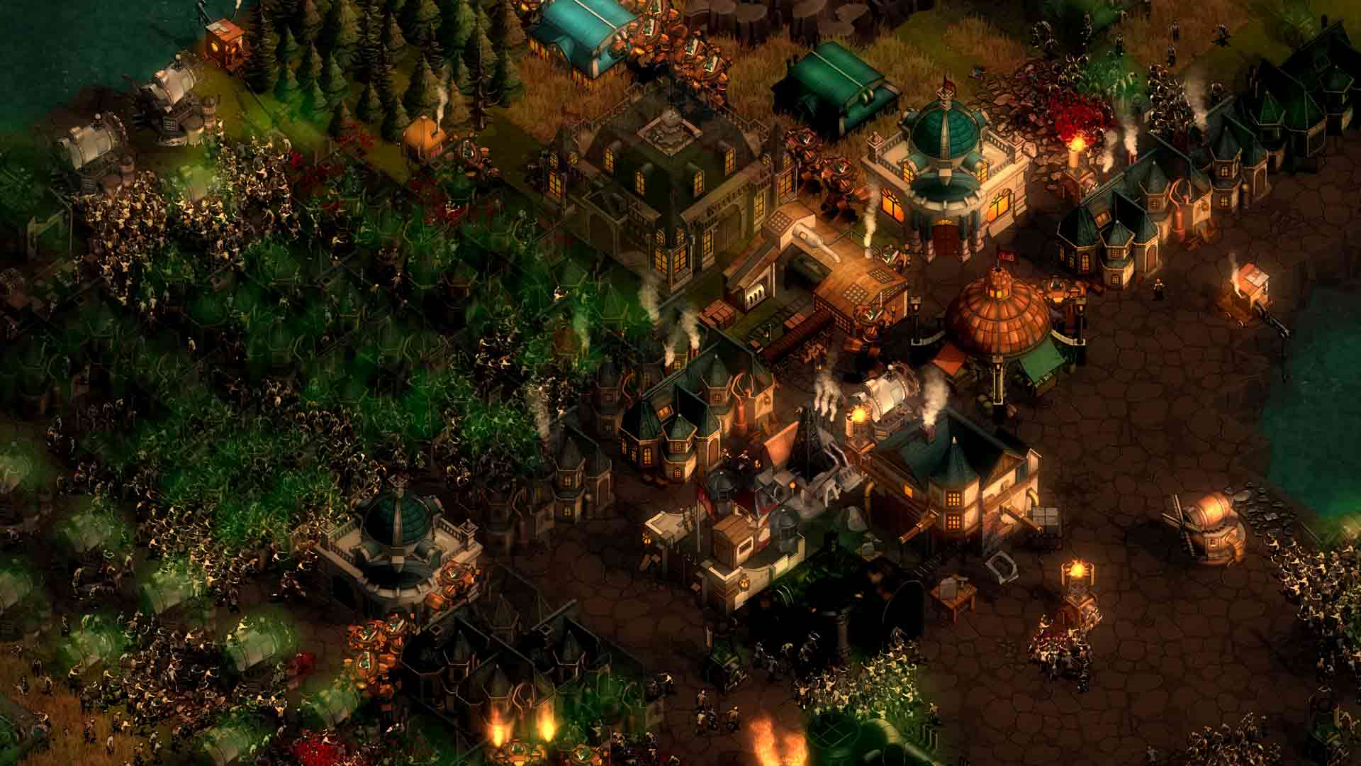 One Of Steam's Hottest Games Is A Zombie RTS