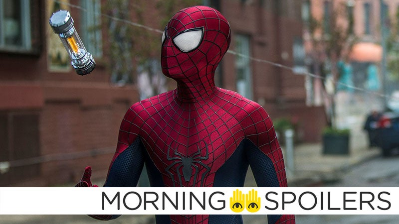 An Amazing Spider-Man 2 Star Would Be Up For Reprising Their Character In Sony's Marvel Universe