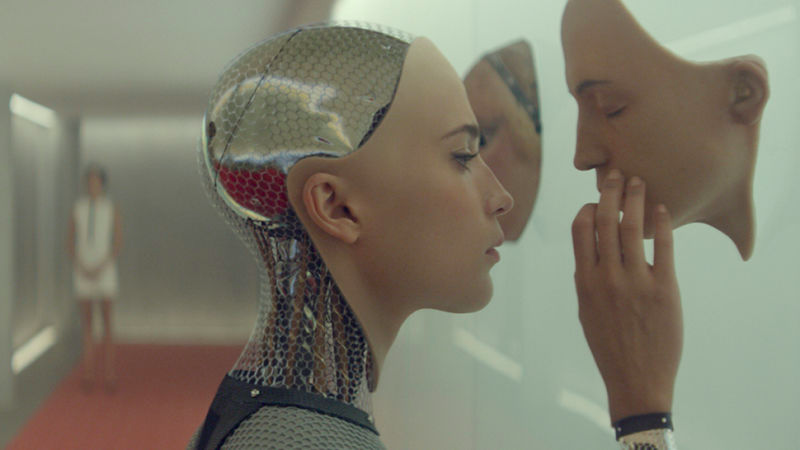 The Robot From Ex Machina Is Your New Lara Croft