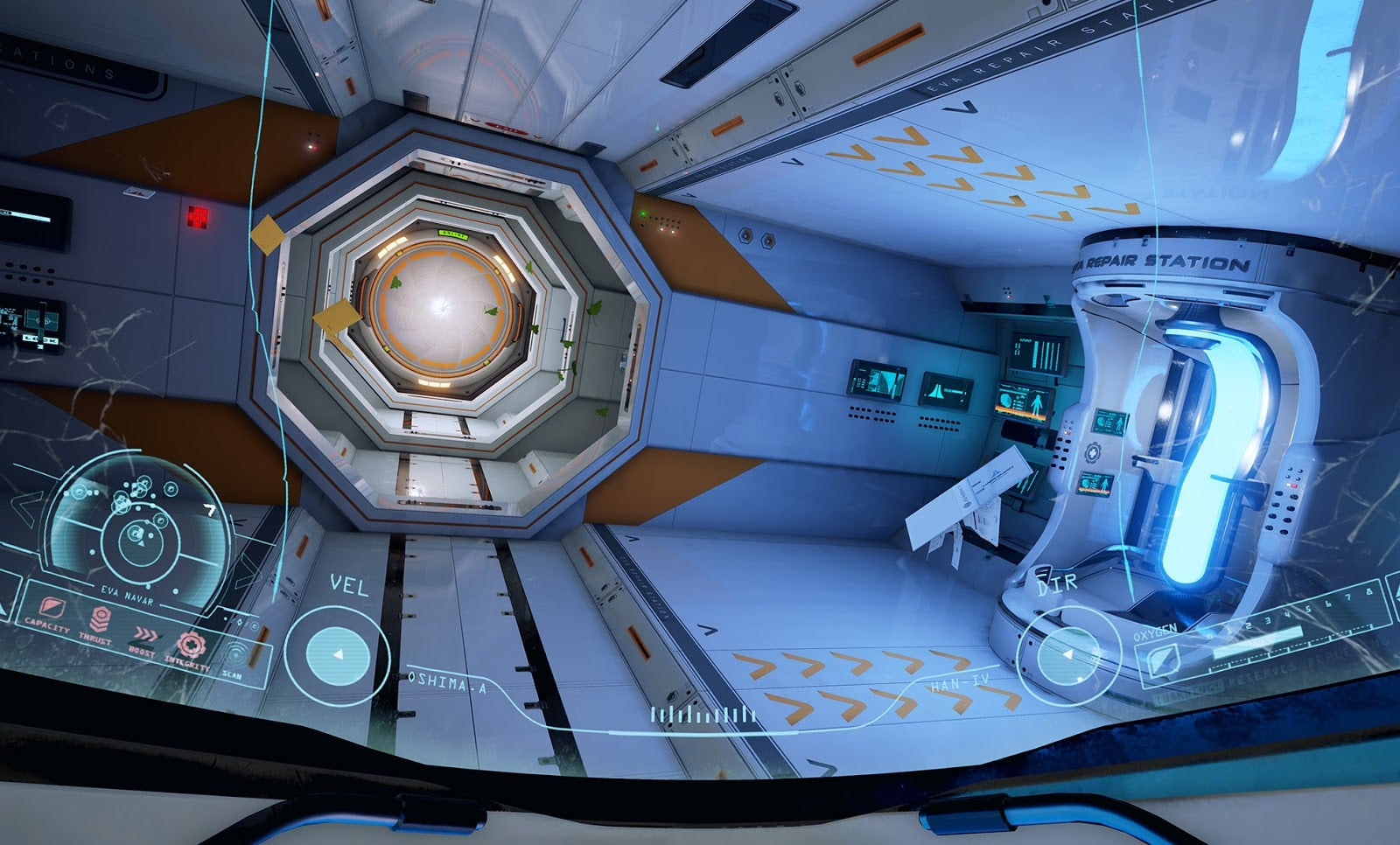 A Few Hours With Adrift, The Astronaut Survival Game Born From Trauma
