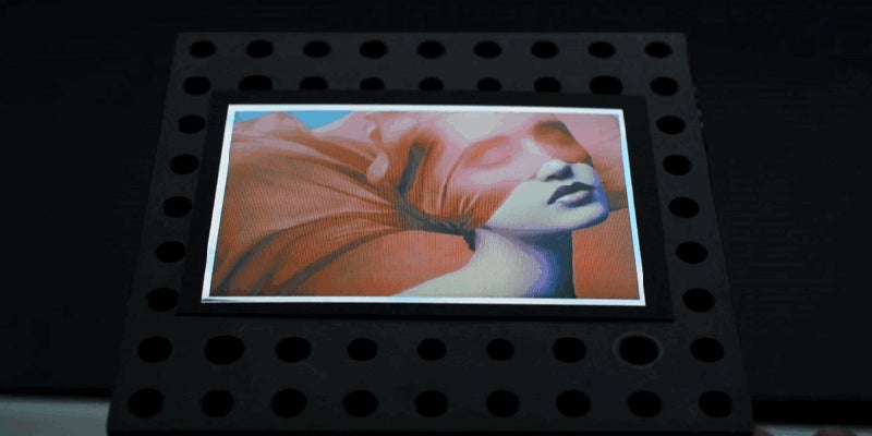 New Inkjet Printing Technique Produces Two Images in One