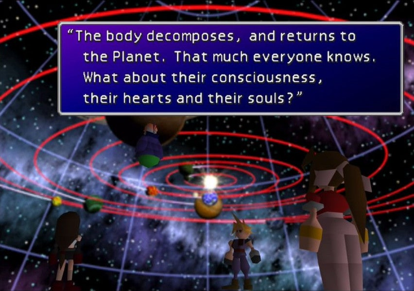 Final Fantasy 7'sCosmo Canyon Sequence Is A Meditation On Family, Sacrifice And Existence Itself