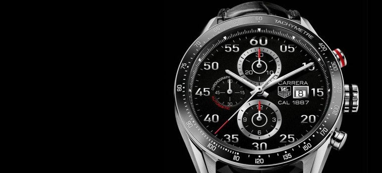 Tag Heuer and Intel Are to Challenge the Apple Watch