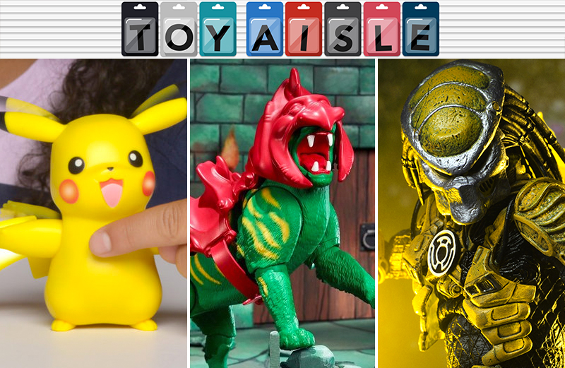 The Week's Best Toys Are All Garishly Coloured