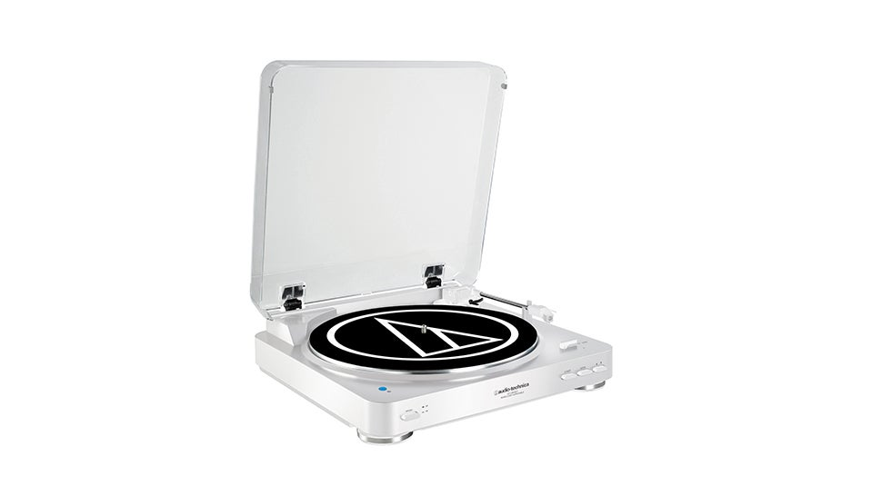 Audio-Technica's New Turntable Will Play On Your Bluetooth Speakers