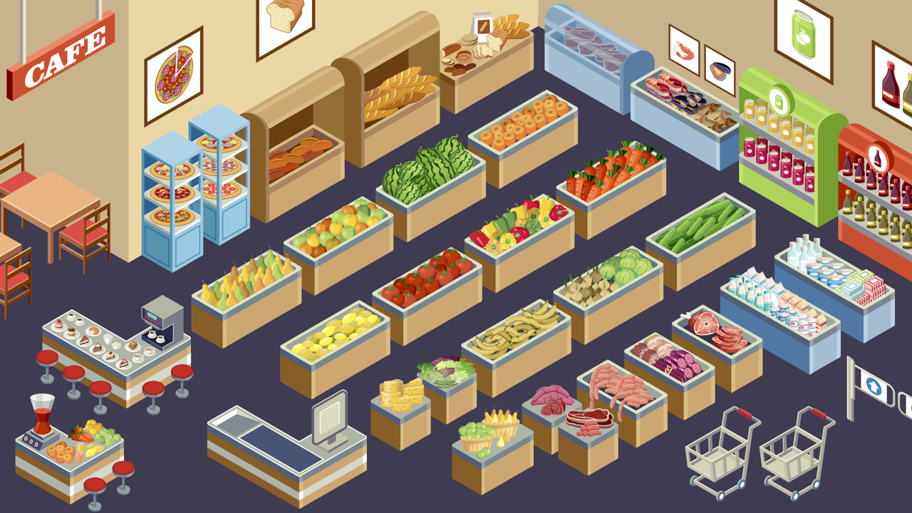 How To Shop Quicker, Easier And Cheaper At The Supermarket