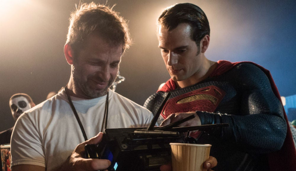 On the Set of Justice League, the Movie That Wants to Save the DC Cinematic Universe