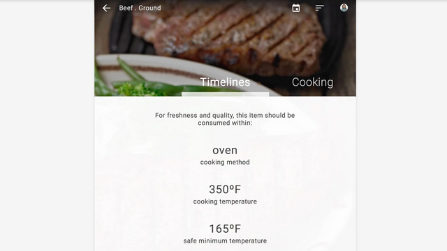 FoodKeeper Tells You When Food Really Expires, Sends You Reminders