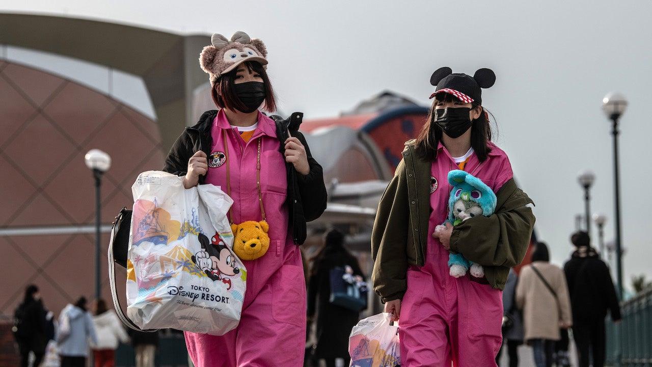 Disneyland, Legoland, And Universal Studios Close In Japan Over Coronavirus Outbreak