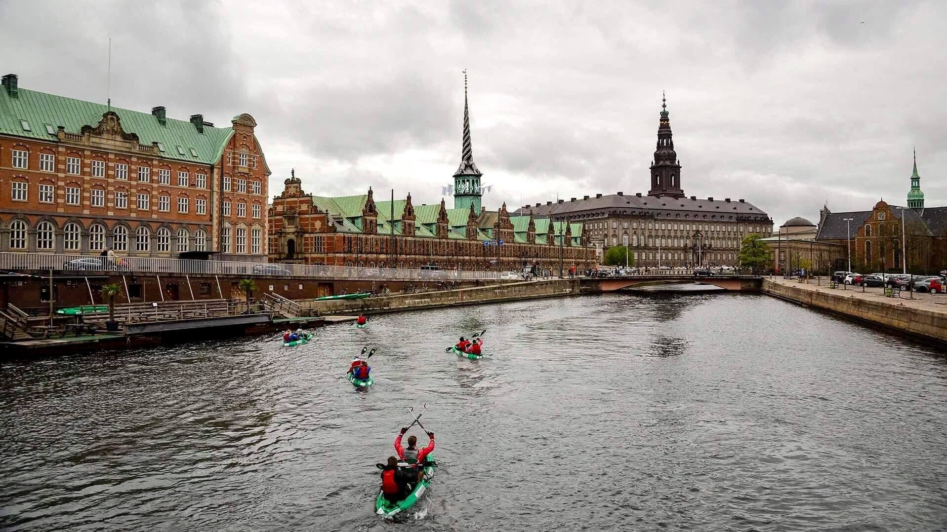 You Can Kayak In Europe For Free, If You Pick Up Trash