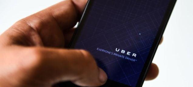 Uber Banned in Delhi Following Rape Allegations