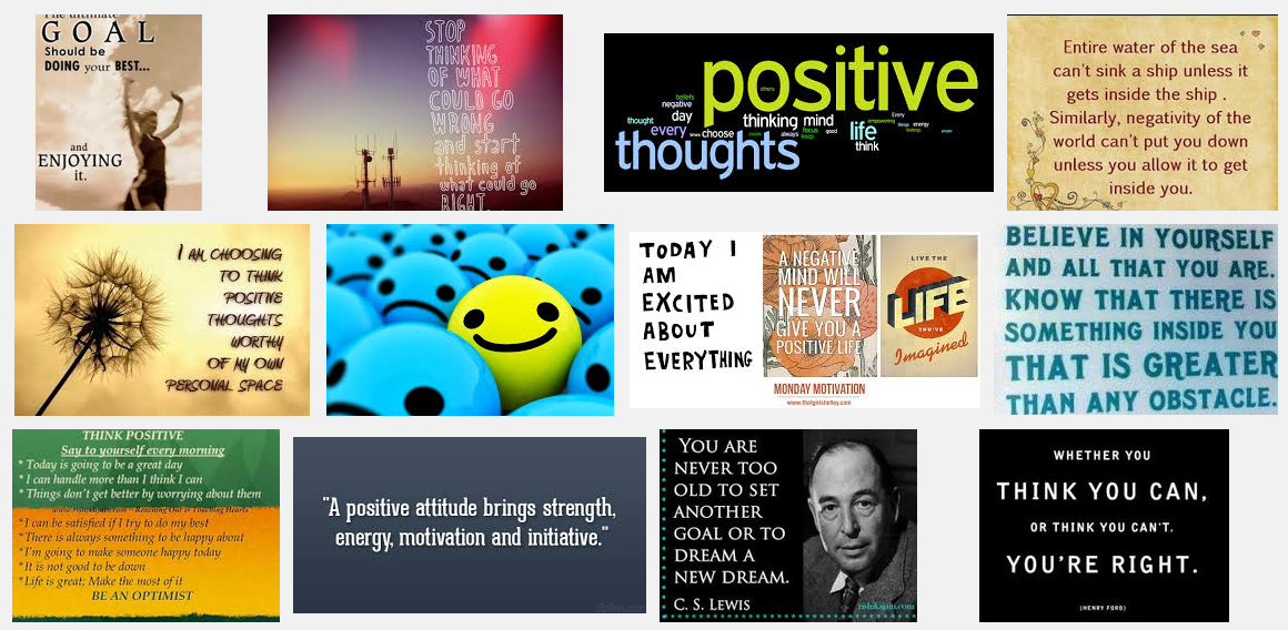 does positive thinking really make our lives better  does positive thinking really make our lives better