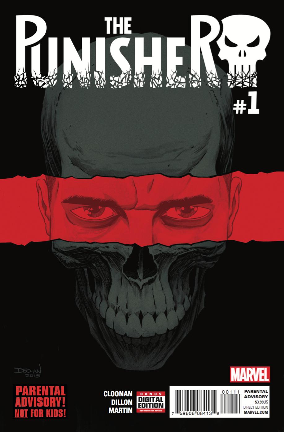 Marvel's New Punisher Comic Gives Frank Castle Big New Problems