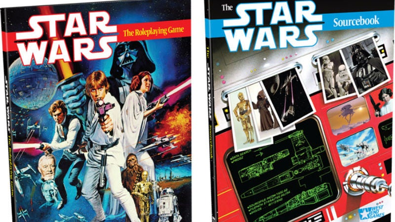 The Insanely Influential Star Wars Sourcebook And Roleplaying Game Are Coming Back